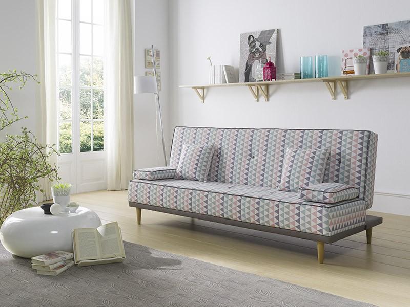 Los sof s de calidad se caracterizan por el dise o y el for Sillas tapizadas estampadas
