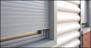 persianas de aluminio de seguridad
