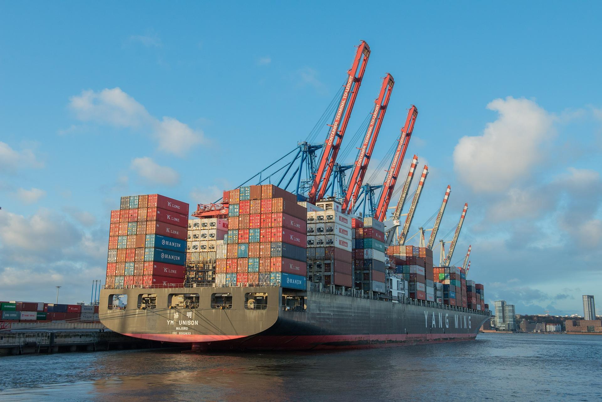 Ventajas del grupaje marítimo de exportación para las Pymes