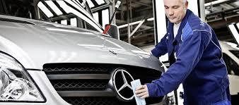 Taller mecánico Mercedes: calidad y seguridad