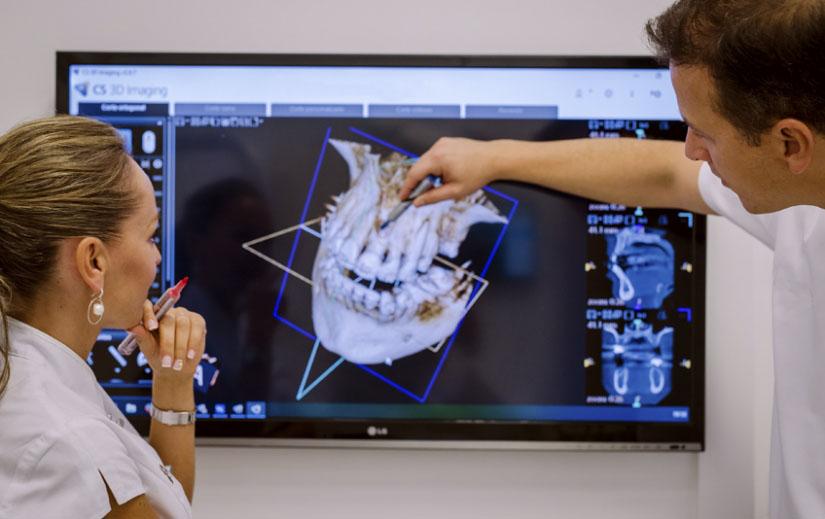 Radiología 3D dental
